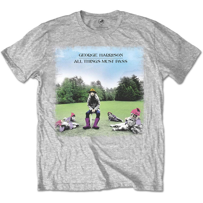 George Harrison T Shirt: All things must pass