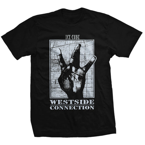 Ice Cube T Shirt: Westside Connection