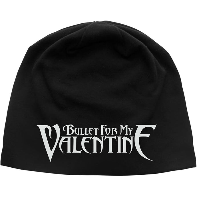 Bullet For My Valentine Beanie Hat: Logo
