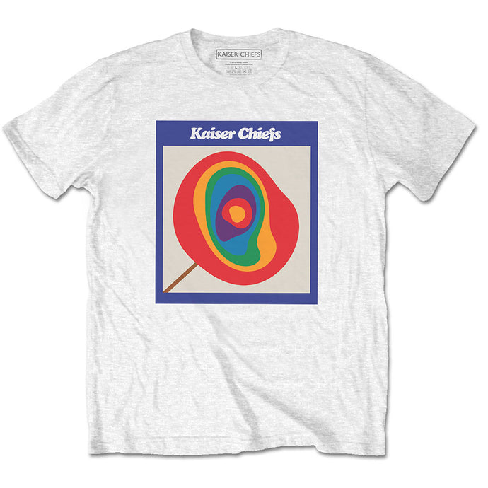 Kaiser Chiefs T Shirt: Lollipop
