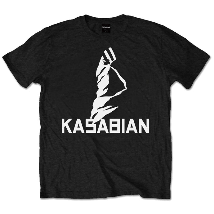 Kasabian T Shirt: Ultra Face