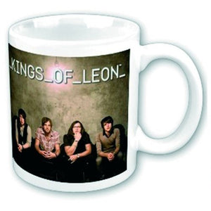 Kings of Leon Boxed Standard Mug: Band Photo