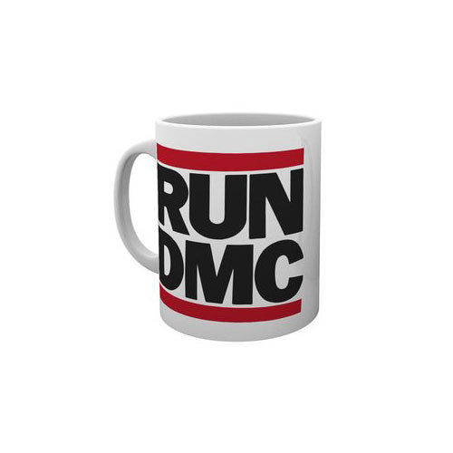 Run DMC Standard Boxed Mug: Logo