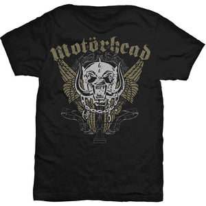 Motorhead T Shirt: Wings