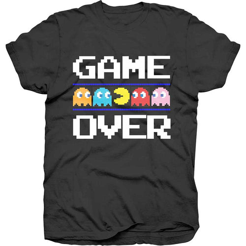 Pac-Man T Shirt: Game Over