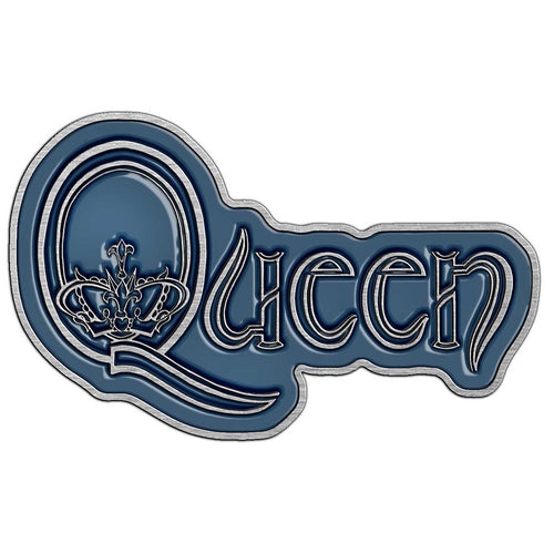 Queen Pin Badge: Logo