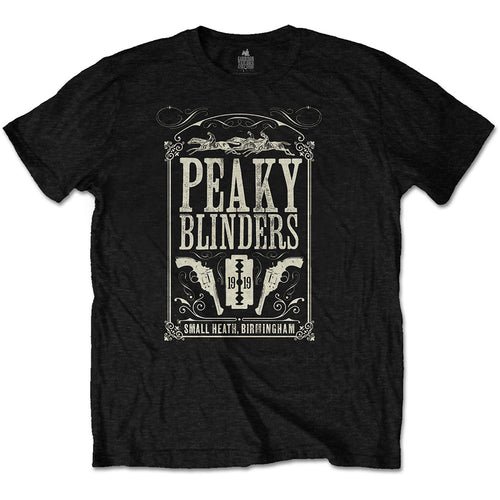 Peaky Blinders T Shirt: Soundtrack
