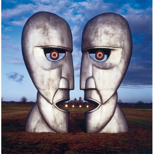 Pink Floyd Greetings Card: Division Bell