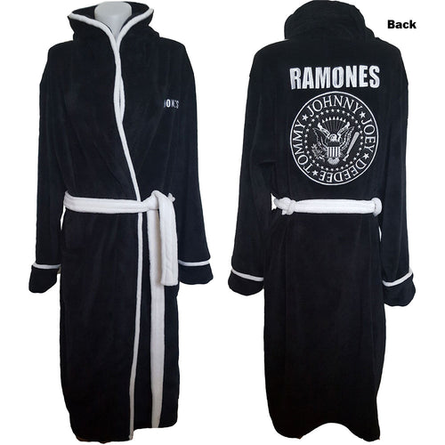 Ramones Bathrobe: Presidential Seal