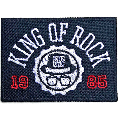 Run DMC Standard Patch: King Of Rock