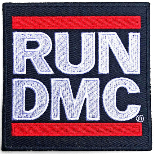 Run DMC Standard Patch: Logo