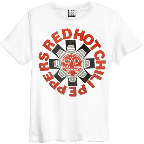 Red Hot Chili Peppers T Shirt: Aztec