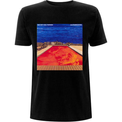 Red Hot Chili Peppers T Shirt: Californication