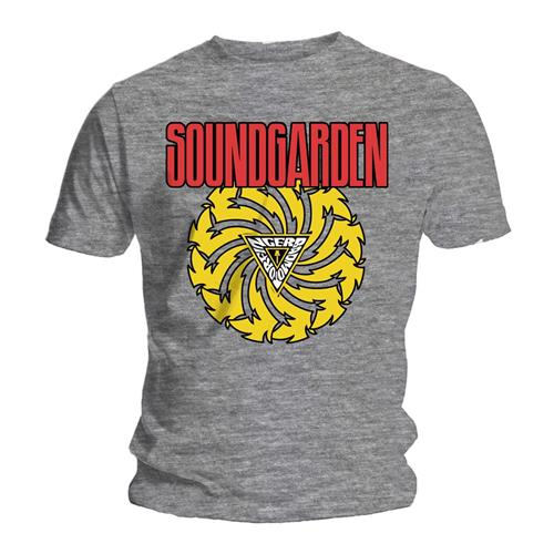 Soundgarden T Shirt: Bad Motor Finger