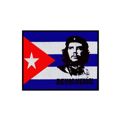 Che Guevara Standard Patch: Revolution (Loose)