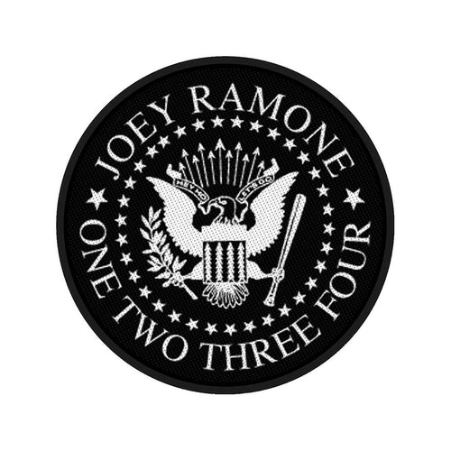 Joey Ramone Standard Patch: Seal (Loose)