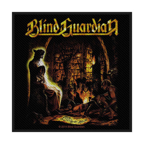 Blind Guardian Standard Patch: Tales from the Twilight (Loose)