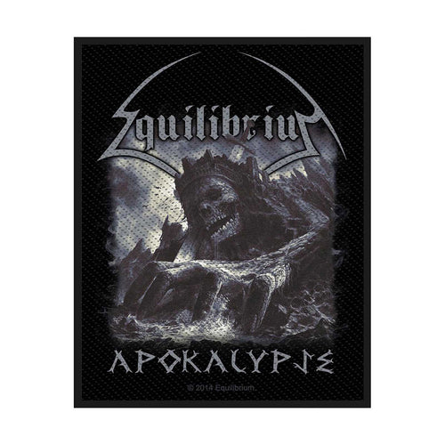 Equilibrium Standard Patch: Apokalypse (Loose)