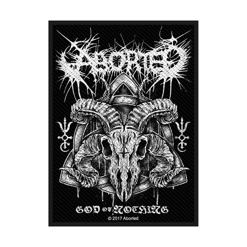 Aborted Standard Patch: God of Nothing (Loose)