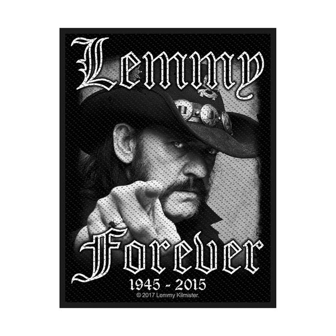 Lemmy Standard Patch: Forever (Loose)