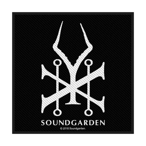 Soundgarden Standard Patch: King Animal (Loose)