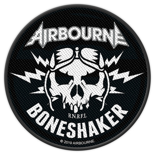 Airbourne Standard Patch: Boneshaker (Loose)