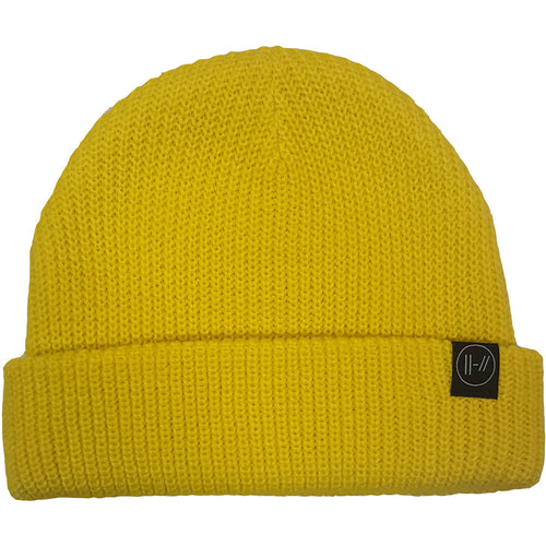 Twenty One Pilots Beanie Hat: Double Bars