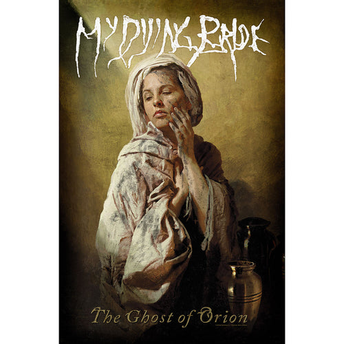 My Dying Bride Textile Poster: The Ghost of Orion