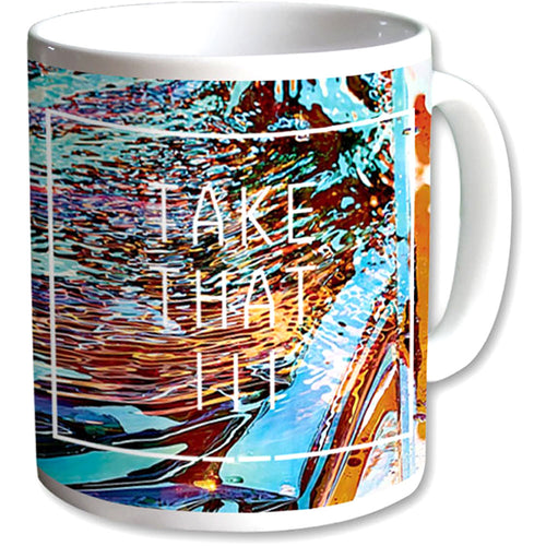 Take That Standard Boxed Mug: Reflections