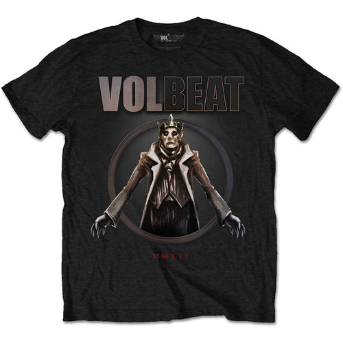 Volbeat T Shirt: King of the Beast