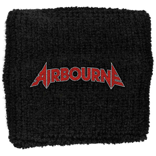 Airbourne Sweatband: Logo (Loose)