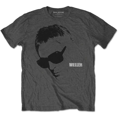 Paul Weller T Shirt: Glasses Picture