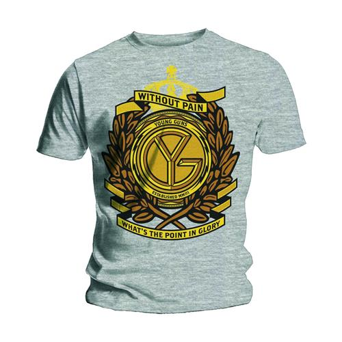 Young Guns T Shirt: Without Pain