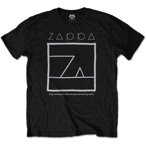 Frank Zappa T Shirt: Drowning Witch