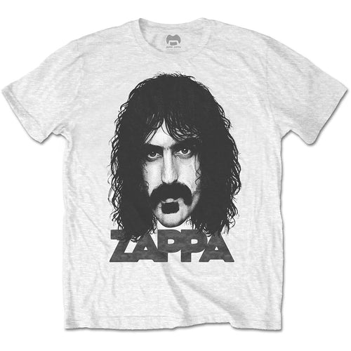 Frank Zappa T Shirt: Big Face