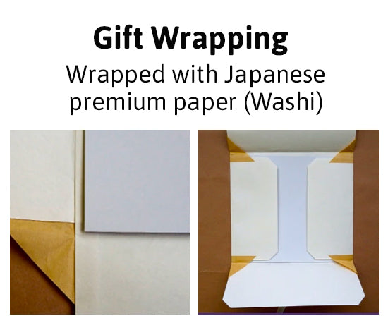 Washable Silk Hijab Gift Wrap Washi
