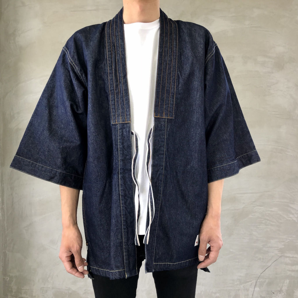 """Dento"" Kimono Jacket (Washi Version) - BS-DNT-SW05 (Islandwide Free Shipping) GST Inclusive"