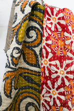 Load image into Gallery viewer, Kantha Headscarf #305