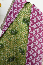 Load image into Gallery viewer, Kantha Headscarf #346