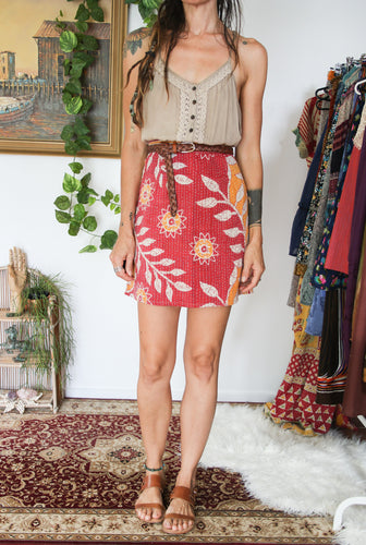 Kantha Skirt L/XL
