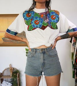 80s Jungle Tshirt M-L