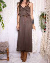 Load image into Gallery viewer, Vintage slip dress - XS-S