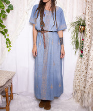 Load image into Gallery viewer, Bohemian maxi dress - M-L