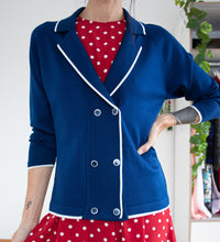 Load image into Gallery viewer, Vintage cardigan jacket S