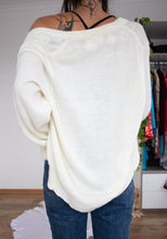 Load image into Gallery viewer, Vintage knit cardigan XS-S-M
