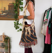 Load image into Gallery viewer, Kantha Shoulder Bag (#61)