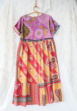Load image into Gallery viewer, Kantha Dress S/M (#212)