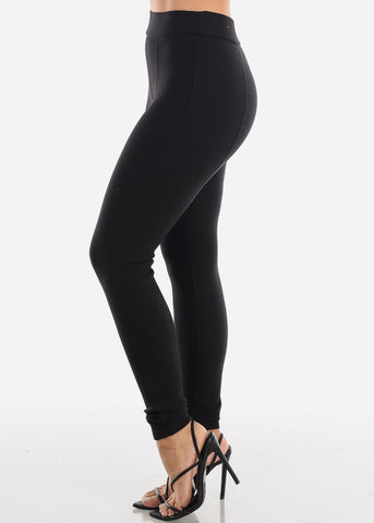 High Rise Black Legging