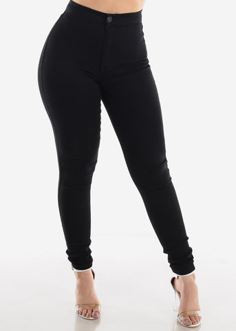 Image of MX Classic Black Skinny Jeans