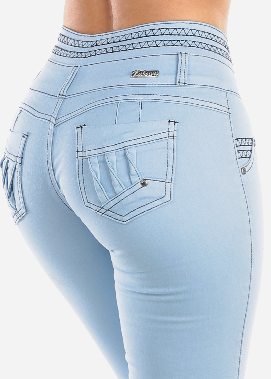 Sexy skinny jeans for women
